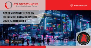 Academic Conference 2020 on Economics and Accounting