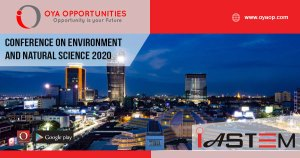 Academic Conference on Environment and Natural Science 2020