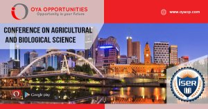 Academic Conference on Agricultural and Biological Science 2020