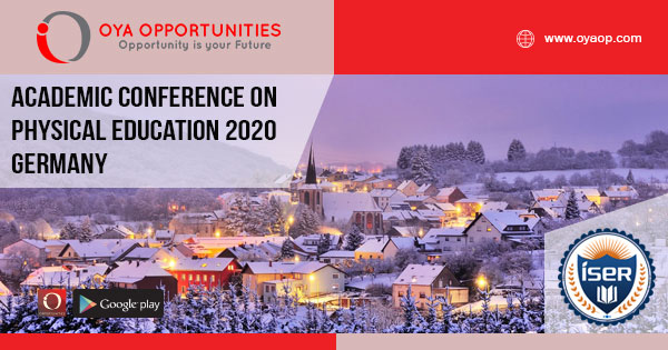 Academic Conference on Physical Education 2020 Germany