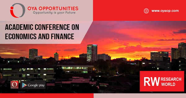Academic Conference on Economics and Finance Research 2020