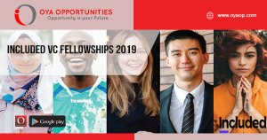 Included VC Fellowships 2019