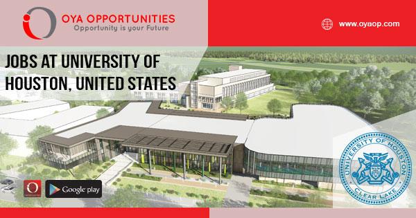 Jobs at University of Houston, United Nations