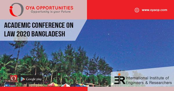 Academic Conference on Law 2020 Bangladesh