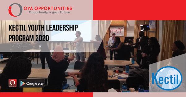 Kectil Youth Leadership Program 2020