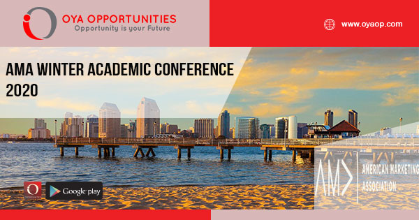 AMA Winter Academic Conference 2020