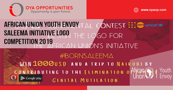 African Union Youth Envoy Saleema Initiative Logo Competition 2019