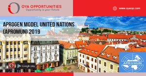 Aprogen Model United Nations (AproMUN) 2019