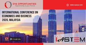 International Conference on Economics and Business 2020