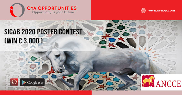 SICAB 2020 Poster Contest (win € 3,000 )