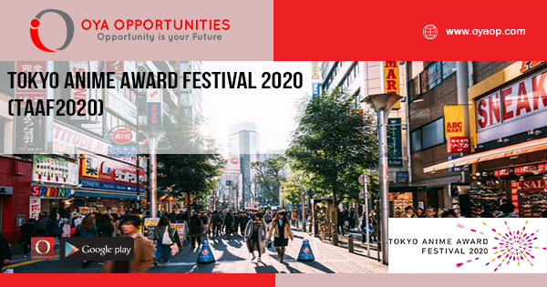 Tokyo Anime Award Festival 2020 (TAAF2020)