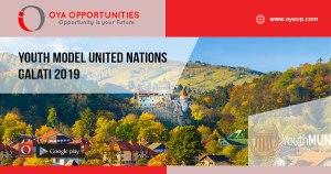 Youth Model United Nations Galati 2019