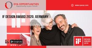 iF Design Award 2020, Germany