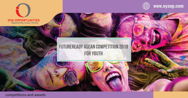 FutureReady ASEAN Competition 2019 for Youth