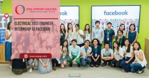 Electrical Test Engineer Internship at Facebook
