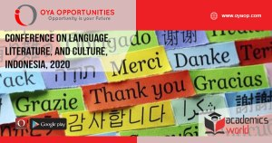 693rd Conference on Language, Literature, and Culture, Indonesia