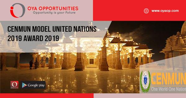 CENMUN Model United Nations 2019