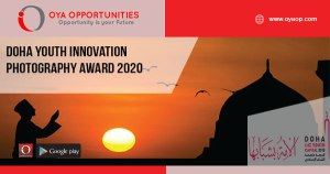 Doha Youth Innovation Photography Award 2020