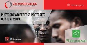 Photocrowd Perfect Portraits Contest 2019