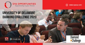 University of Delaware Diamond Challenge 2020