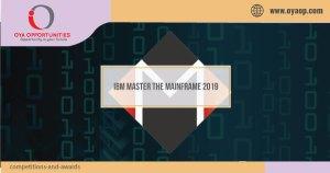 IBM Master the Mainframe 2019