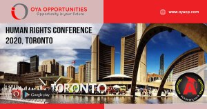 Human Rights Conference 2020, Canada