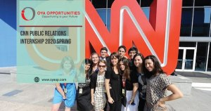 CNN Public Relations Internship 2020 Spring