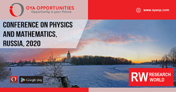 802nd Conference on Physics and Mathematics