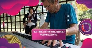 Fully Funded Art Omi Music Residency Program 2020 in USA