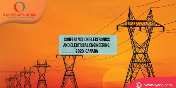690th Conference on Electronics and Electrical Engineering, 2020, Canada