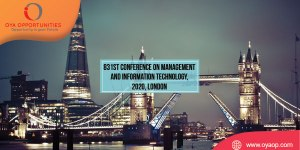 831st Conference on Management and Information Technology