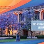 Academic Jobs at University of Adelaide