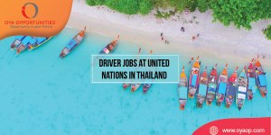 Driver Jobs at United Nations