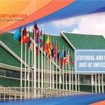 Editing Jobs at United Nations, Thailand