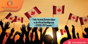 Fully funded Vector Scholarships in Artificial Intelligence (2020-21) Canada