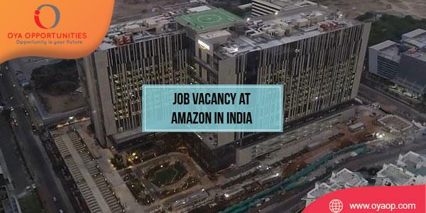 Job Vacancy at Amazon in India, Cloud Migration Specialist