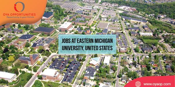 Jobs at Eastern Michigan University