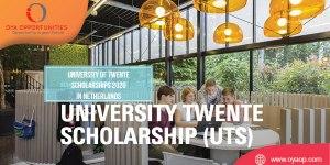 University of Twente Scholarships 2020 in Netherlands