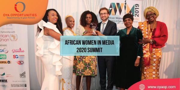 African Women in Media 2020 Summit