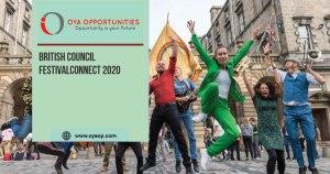 British Council FestivalConnect 2020