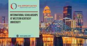 International Scholarships at Western Kentucky University