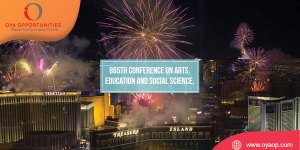 865th Conference on Arts, Education and Social Science, USA