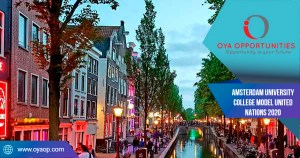 Amsterdam University College Model United Nations 2020