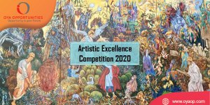 Artistic Excellence Competition 2020