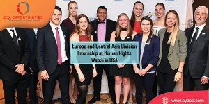 Europe and Central Asia Division Internship at Human Rights Watch