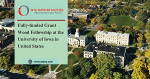 Fully-funded Grant Wood Fellowship in United States