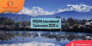 HISSAN International Conference 2020 in Nepa
