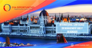 International Conference on Management and IT in Hungary