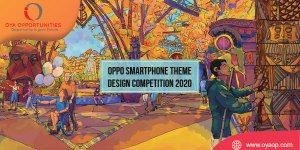 OPPO Smartphone Theme Design Competition 2020