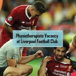 Physiotherapists Vacancy at Liverpool Football Club